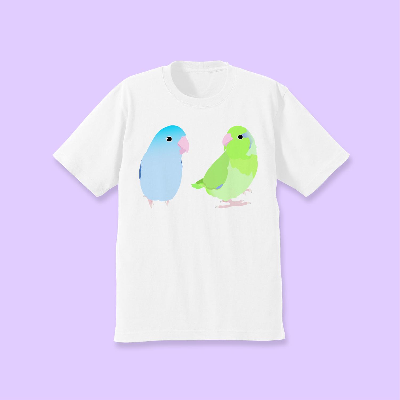 マメルリハ Tシャツ