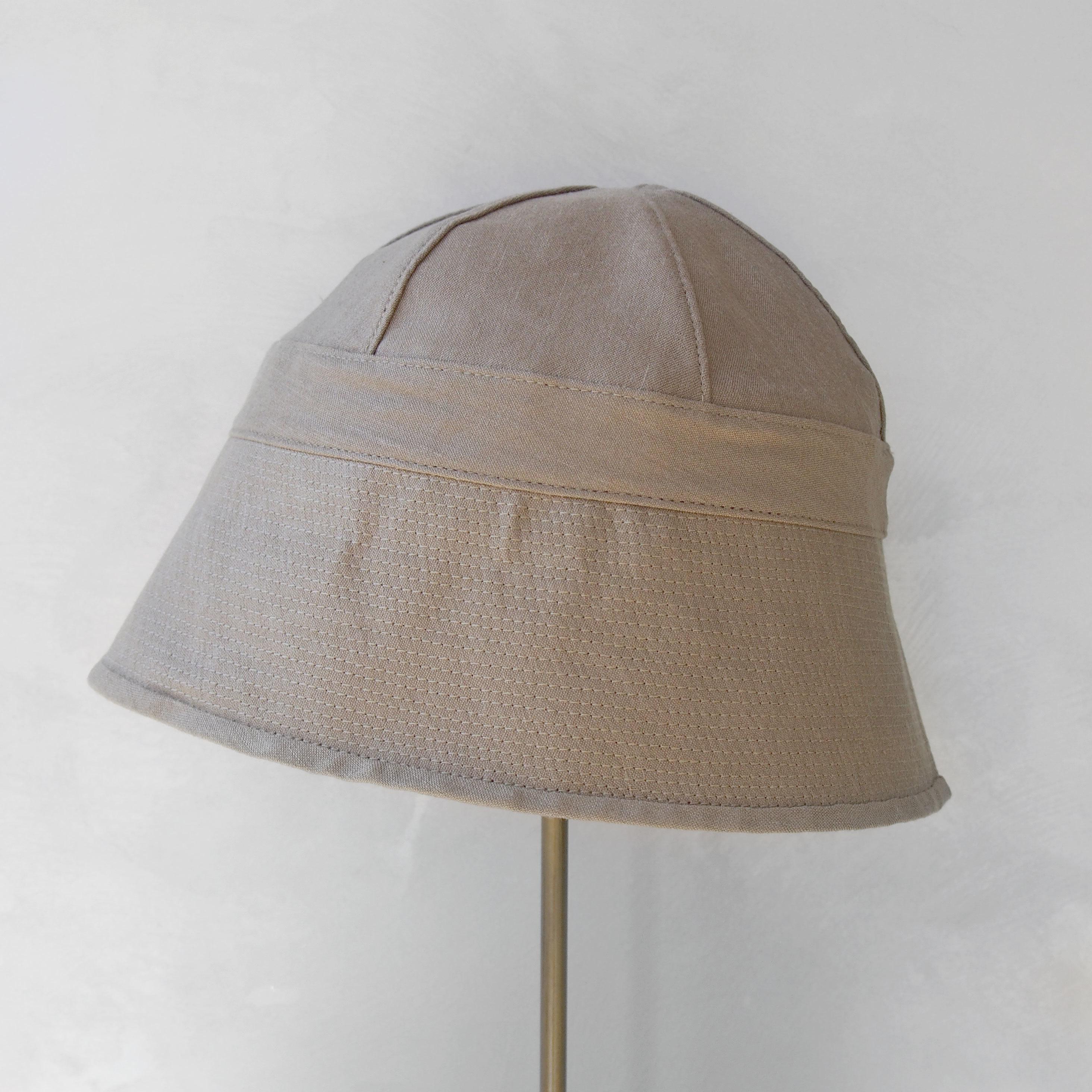 Nine Tailor Fig Hat KHAKI