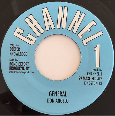 Don Angelo (ドンアンジェロ) - General 【7'】
