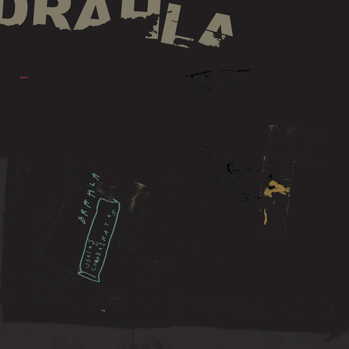 Drahla / Useless Coordinates(500 Ltd Special Edition LP)