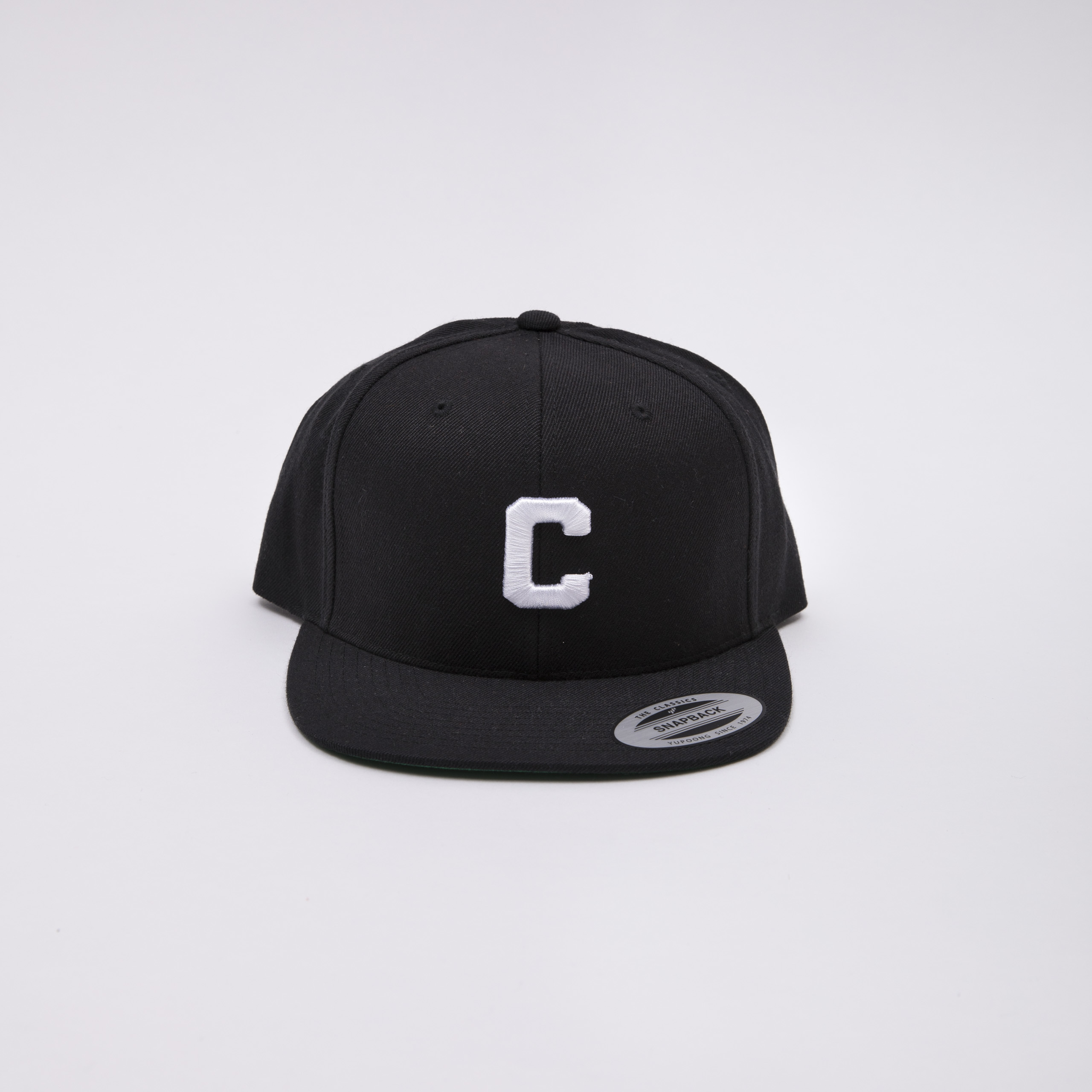 Crate Snap Back Cap Black
