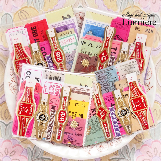 mini paper set