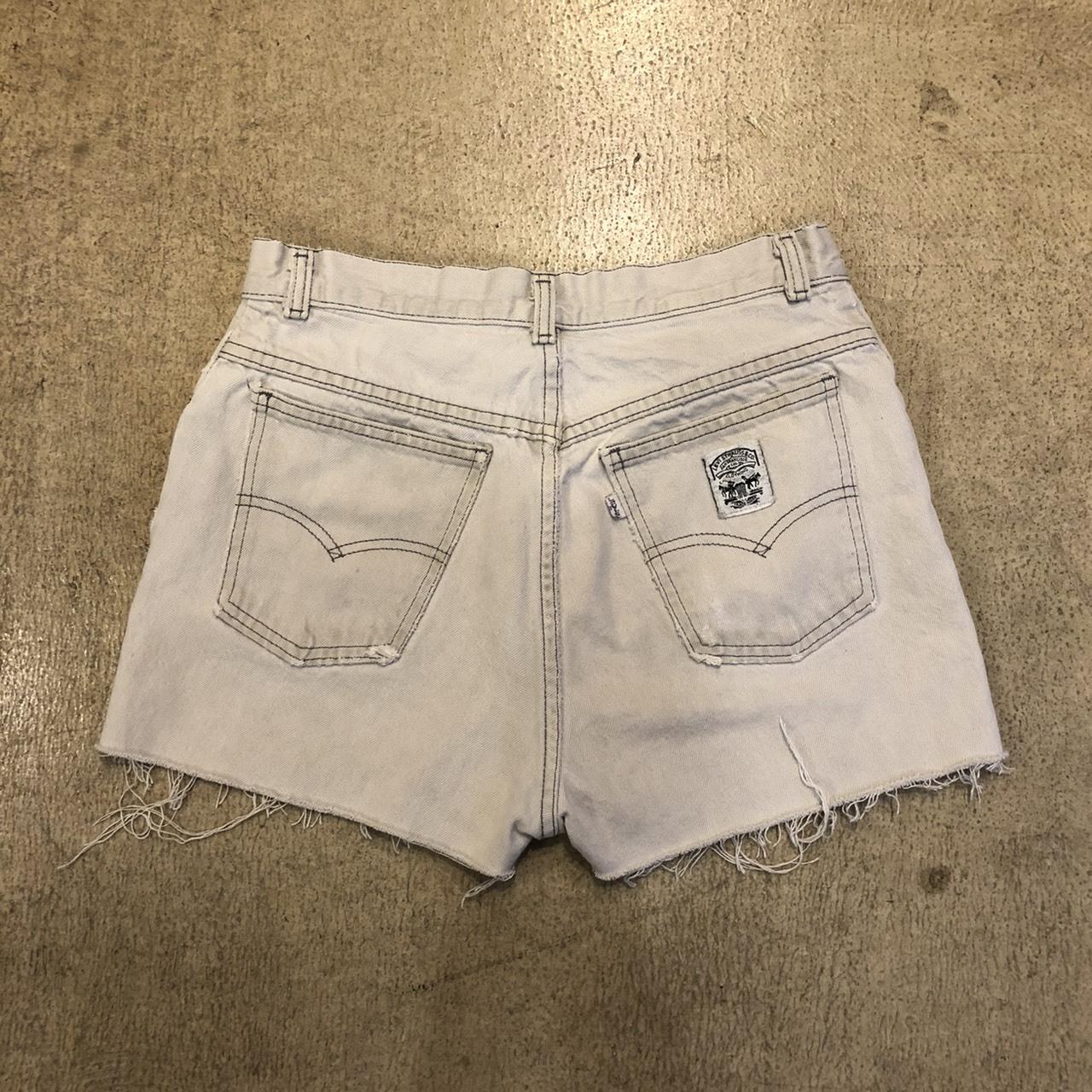 Vintage Levi's Denim Shorts ¥4,600+tax