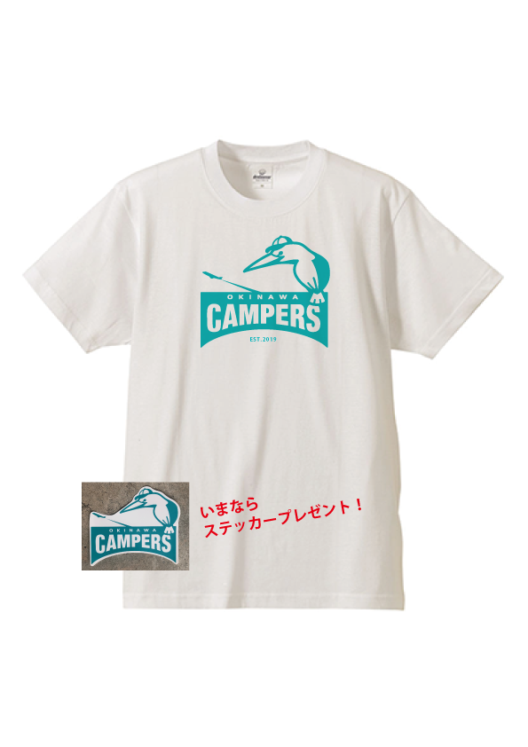 CAMPERS Teeシャツ ホーム用
