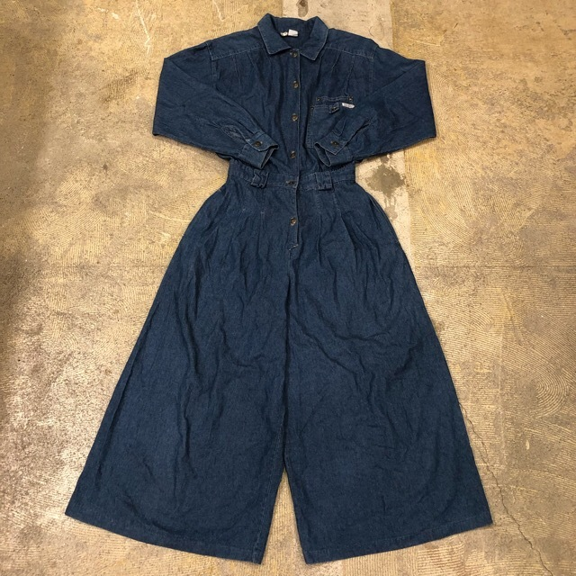 Dreams Denim Romper¥8,200+tax