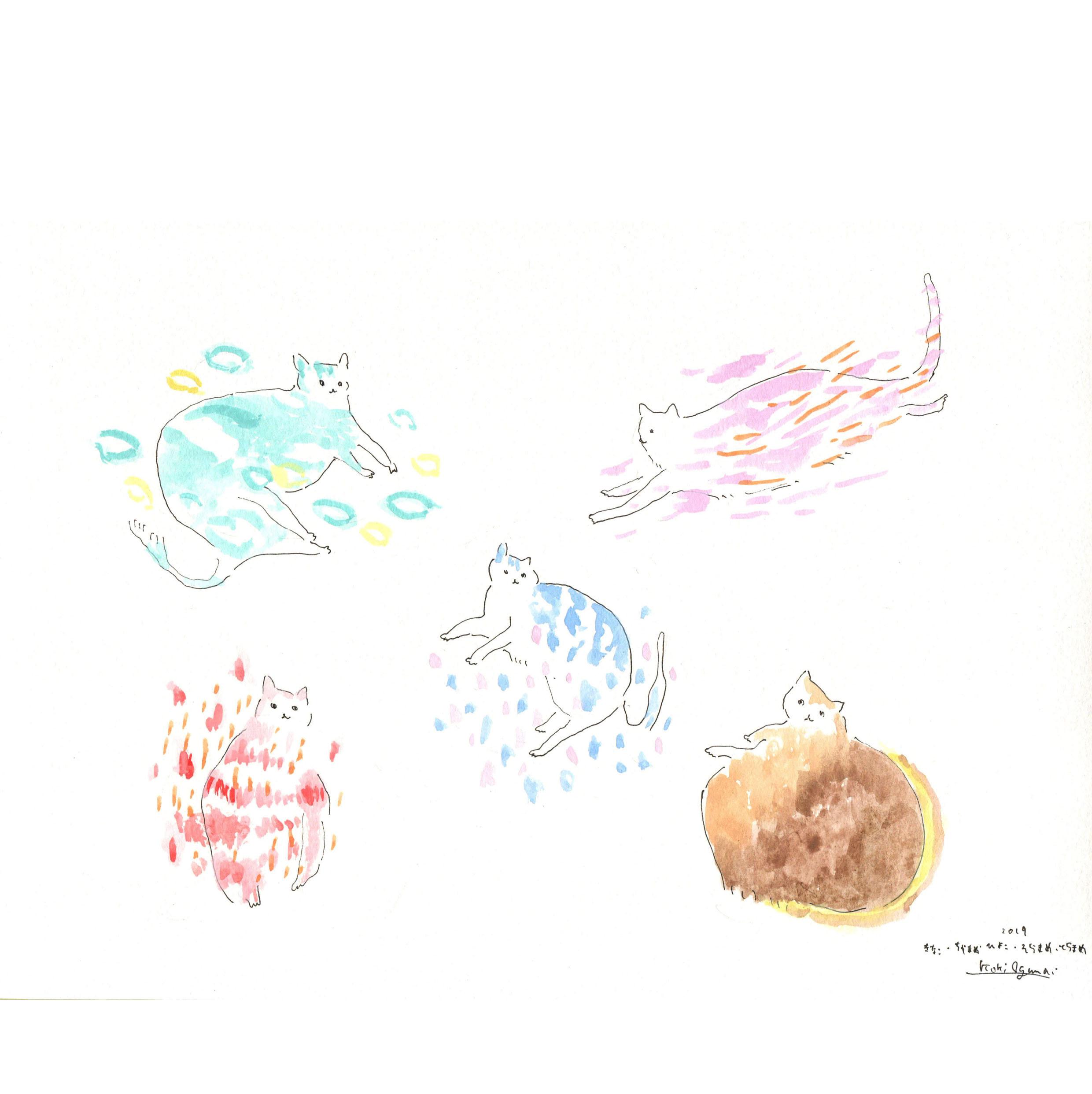 【B5サイズ】空想スケッチ オンライン ~あなたのイメージやストーリーを描きます~