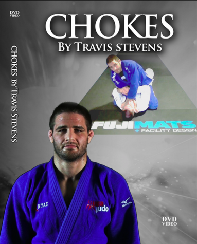 トラヴィス・スティーブンス チョークス|ブラジリアン柔術DVD