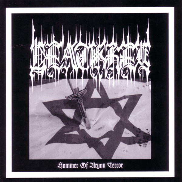 DEATHKEY - Hammer Of Aryan Terror CD - 画像1