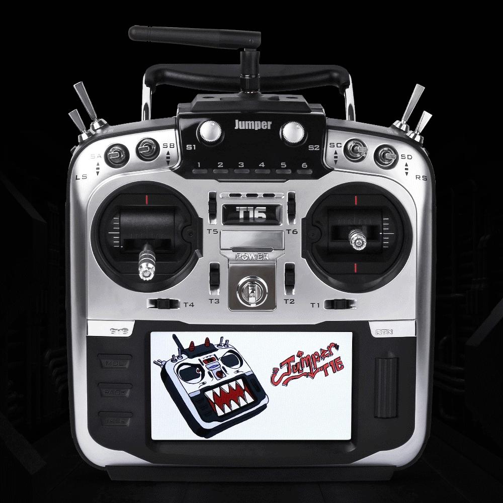 【送料込】Jumper T16 Pro Hall 送信機