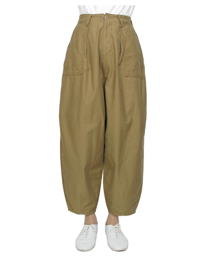 cocoon baker pants - 画像1