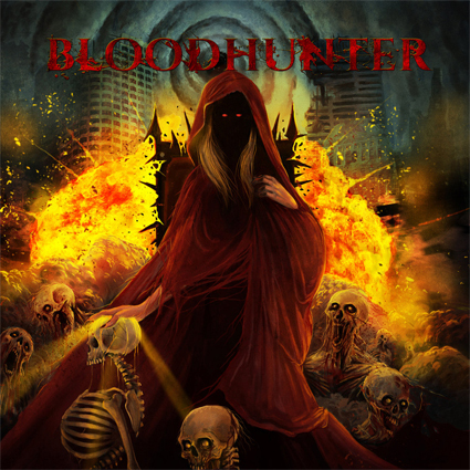 "BLOODHUNTER ""Bloodhunter"" (輸入盤)"