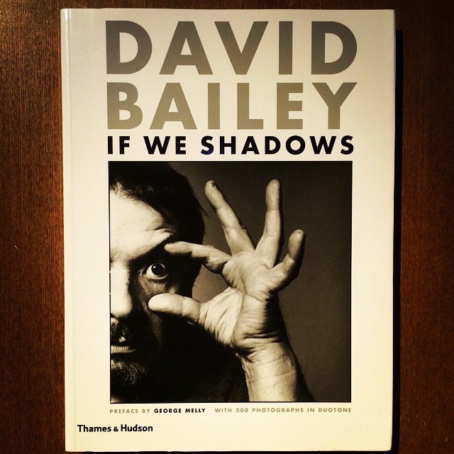 写真集「If We Shadows/David Bailey」 - 画像1
