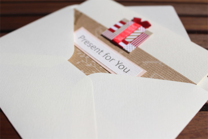 "Shiori のメッセージカード ""Present for You""_2"