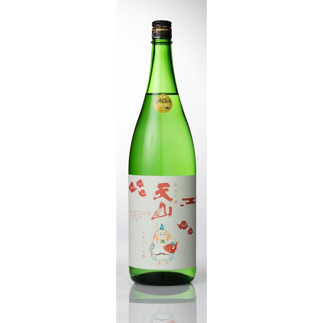 天山 純米吟醸恵比寿ラベル 1800ml
