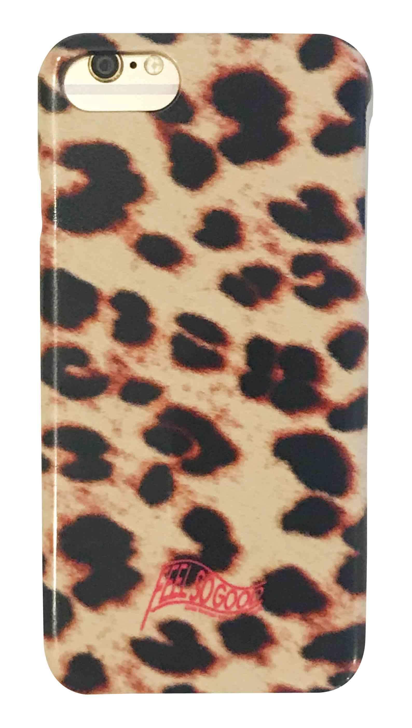 leopard つや有りハードケース