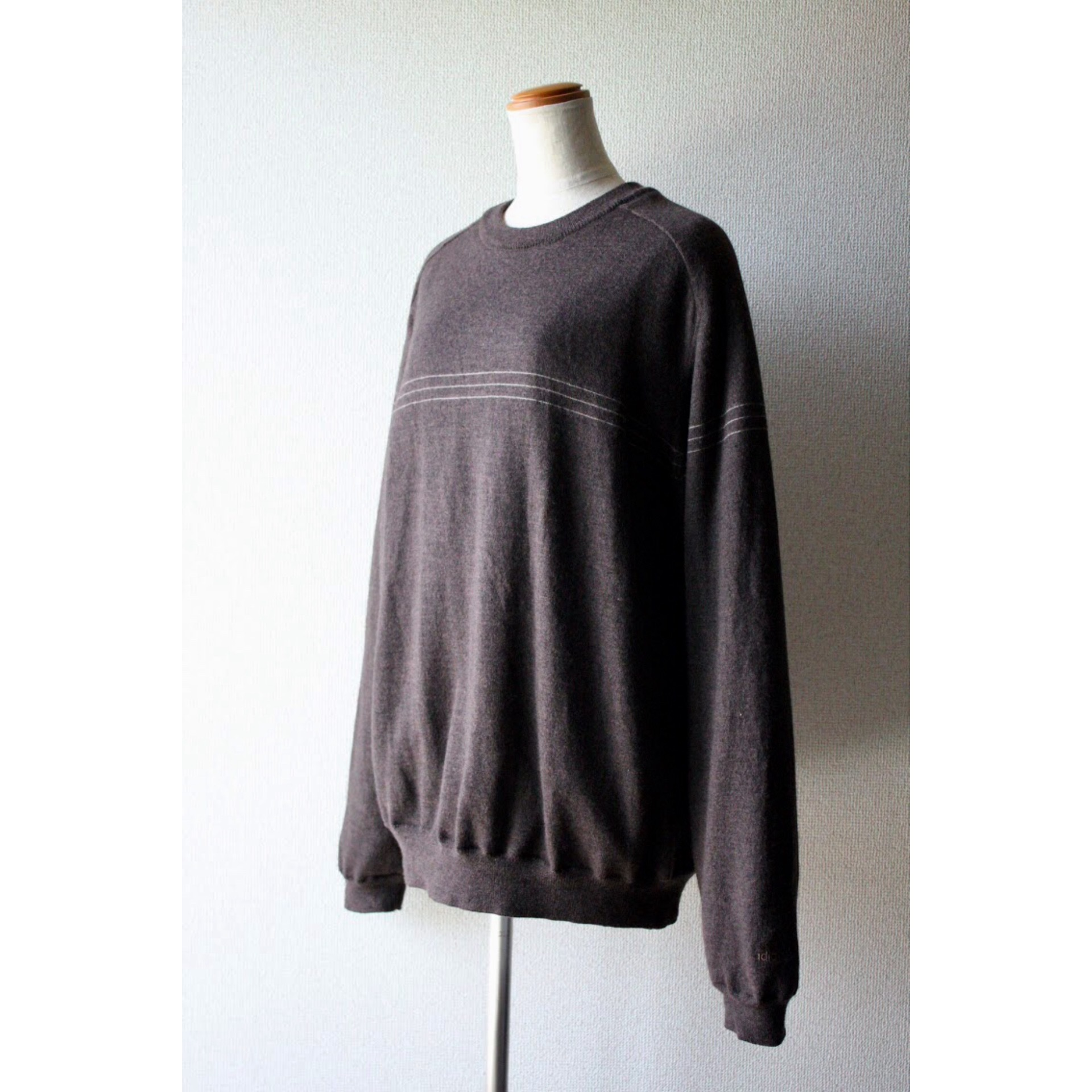 Three line sweater by adidas