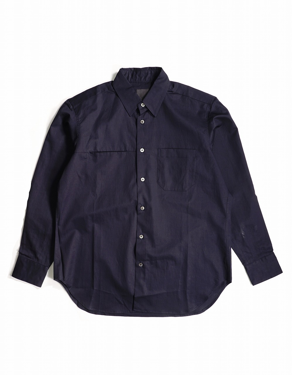 Supima Satin L/S Shirt