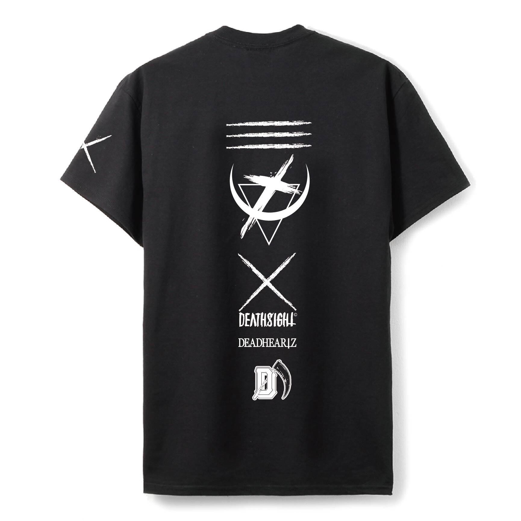 x DEADHEARTZ Tees / BLACK - 画像2
