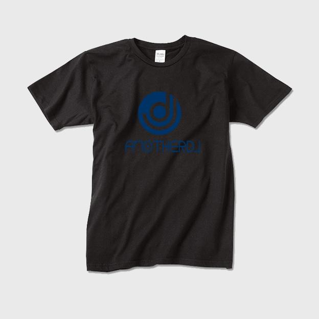 2016秋モデル『ブラック』anotherDJ Sサイズ Tシャツ - 画像1