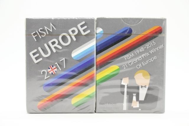 FISM EUROPE 2017(訳あり)