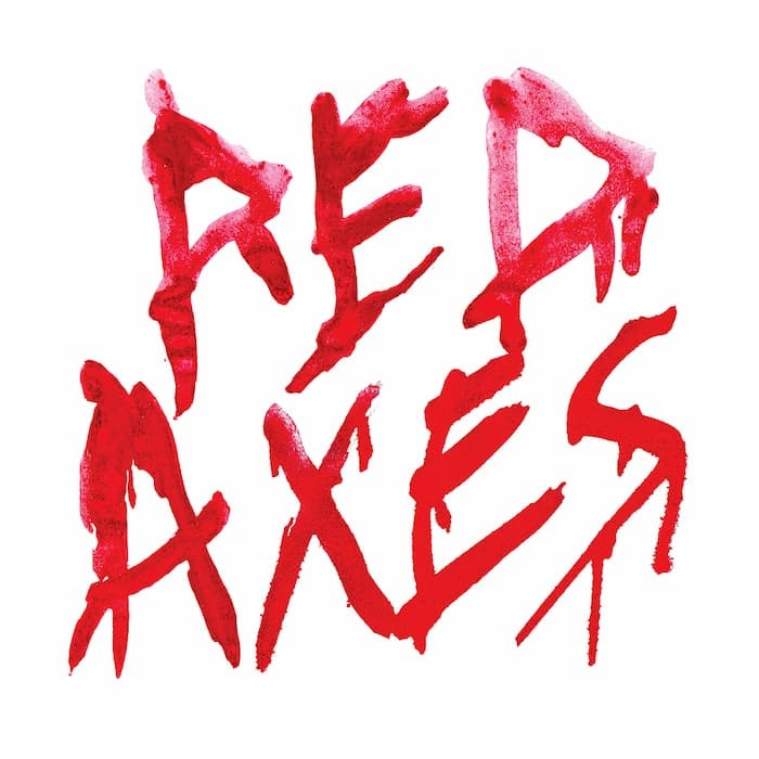 RED AXES - RED AXES (LP)