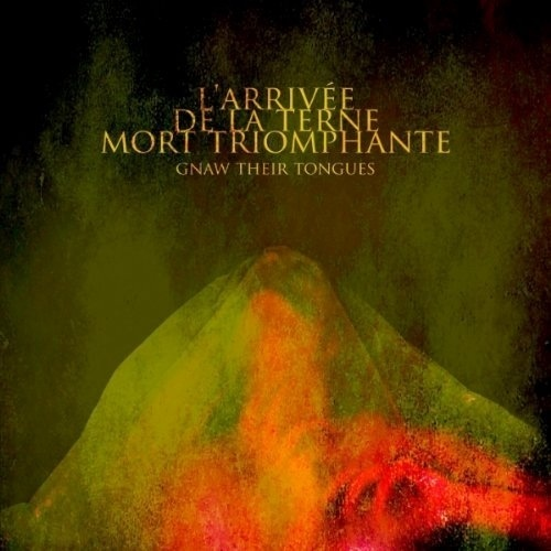 GNAW THEIR TONGUES - L'arrivee de la Terne Mort Triomphante   CD - 画像1