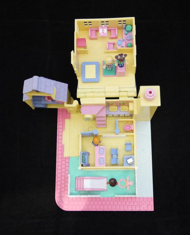 ライトアップみんなの学校 完品 1993年ポーリータウンシリーズ