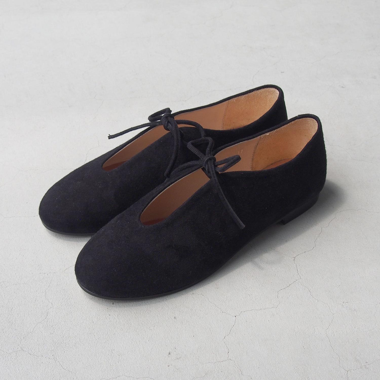 _Fot  hole ballet silky black