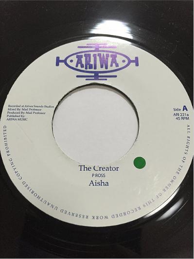 Aisha (アイシャ) - Creator 【7'】