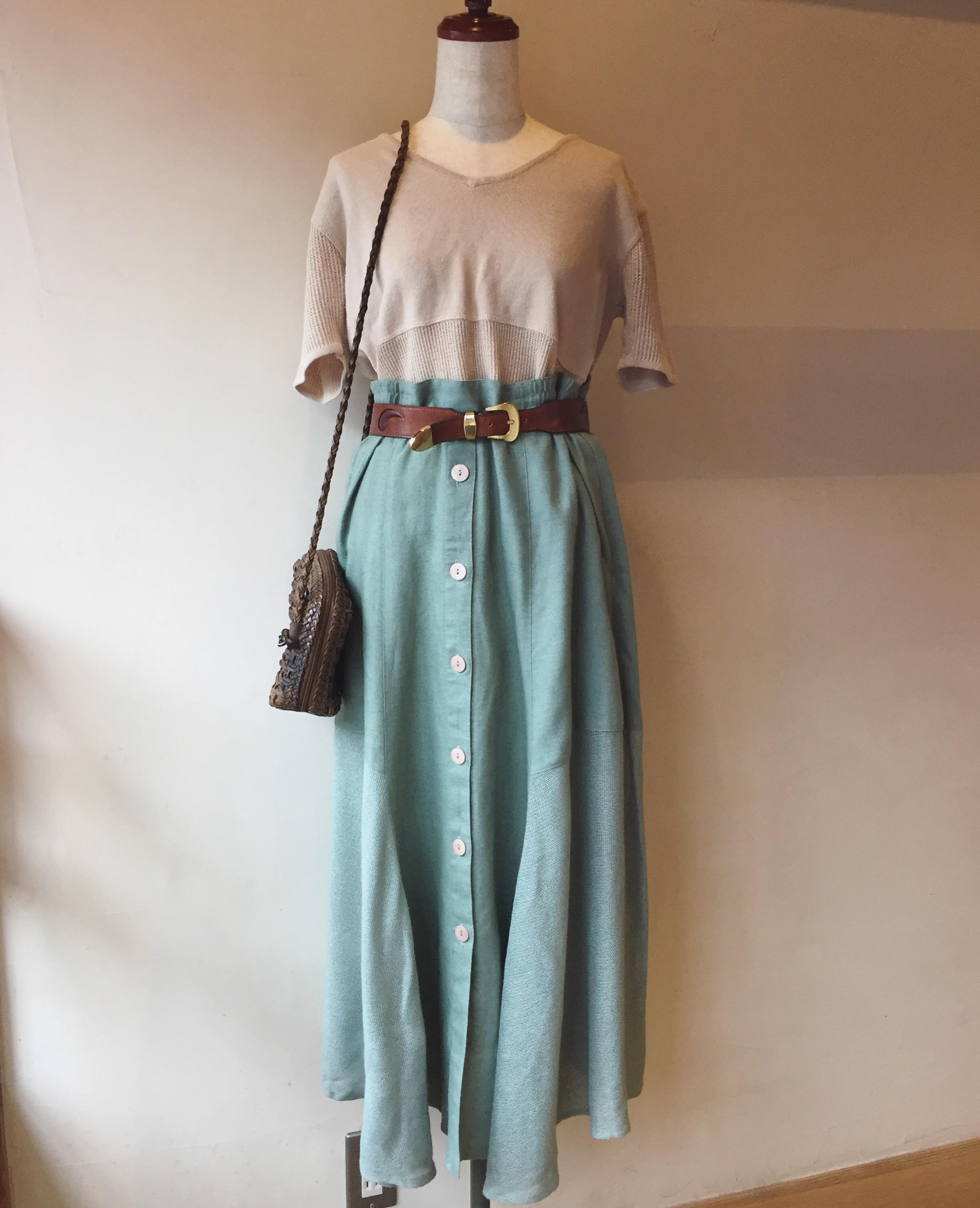 vintage design cotton tops