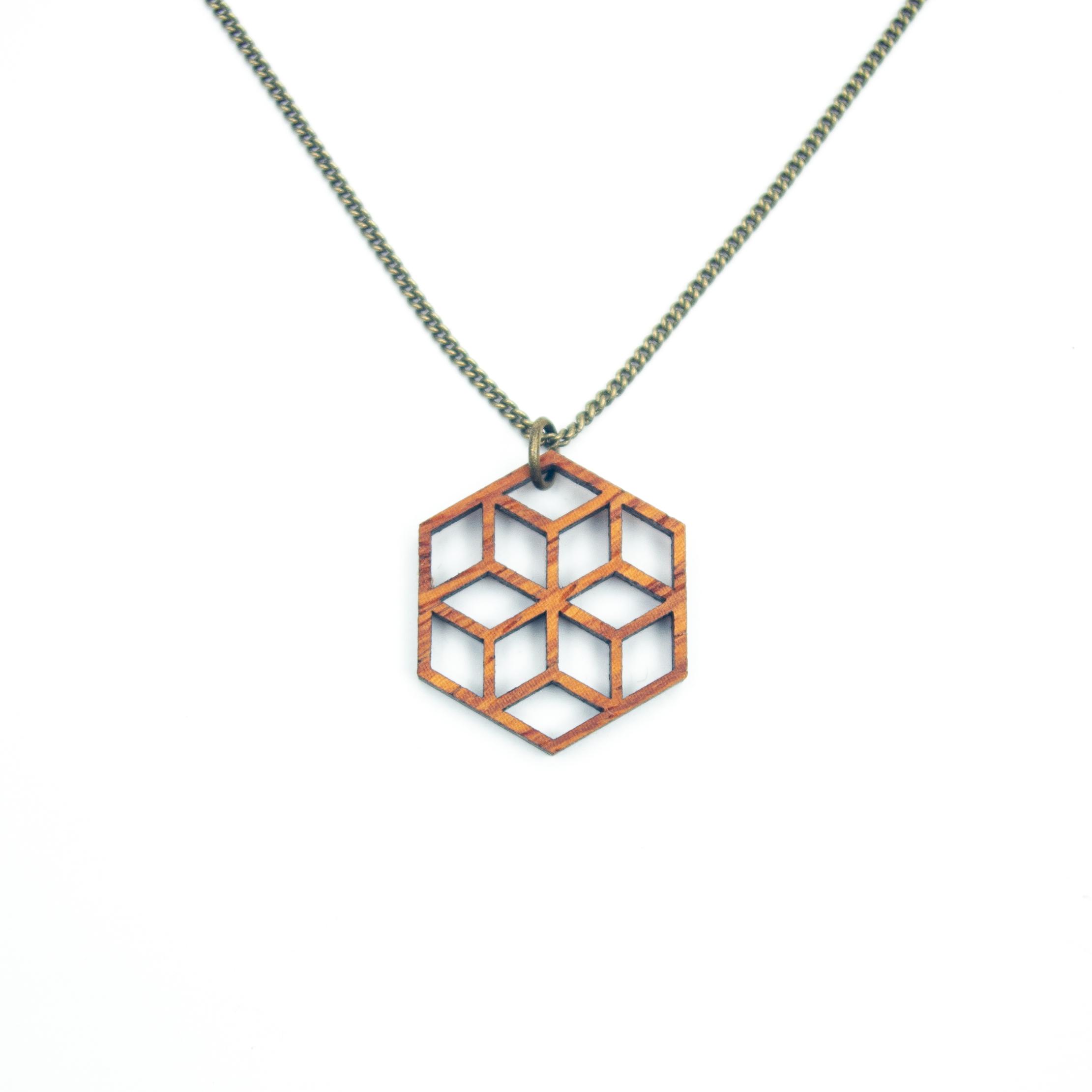 geometric pendant NKP-CA