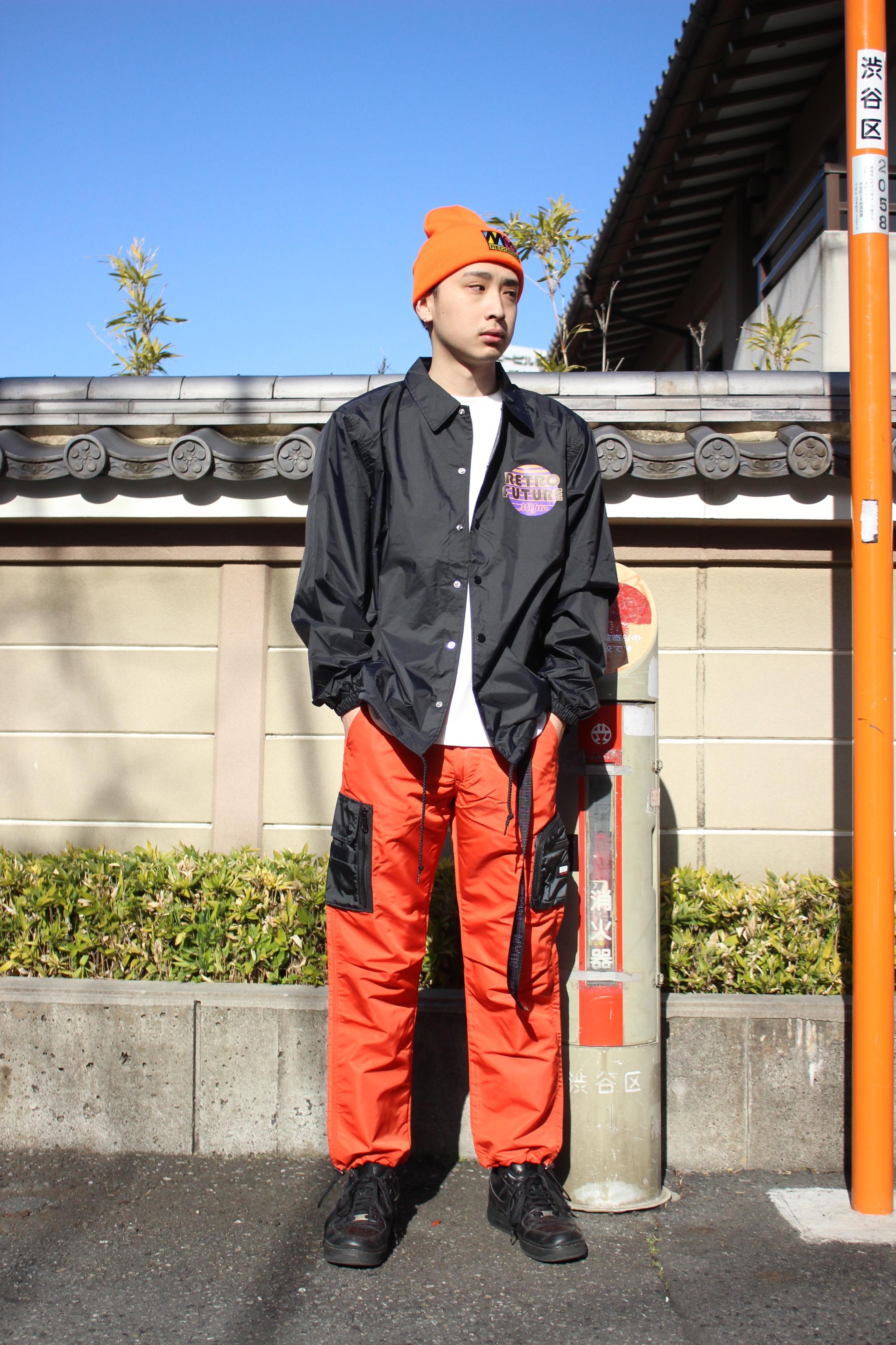 Midnight80 cosch jacket / BLACK  - 画像3