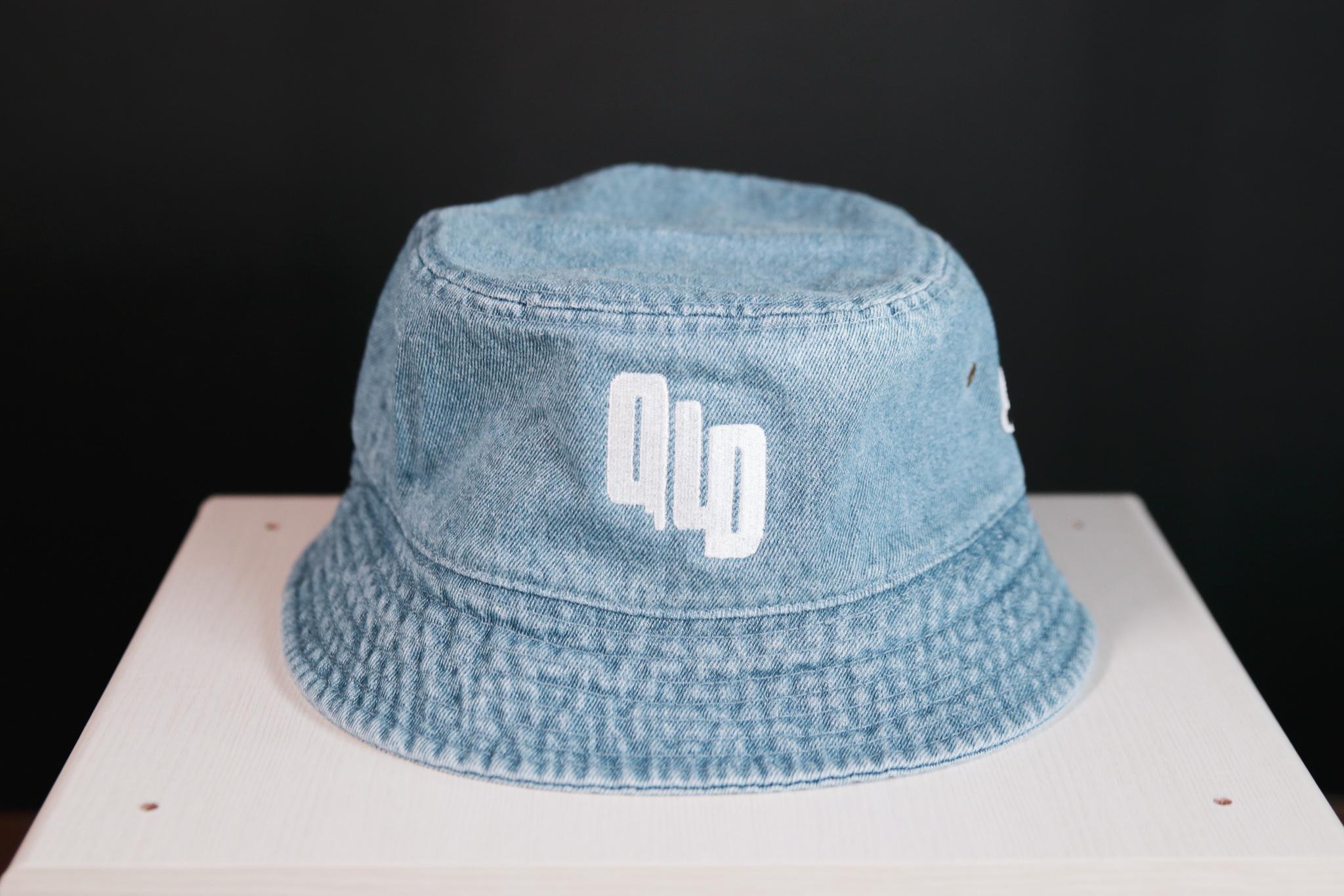 OLD DENIM BUCKET HAT [WASH]