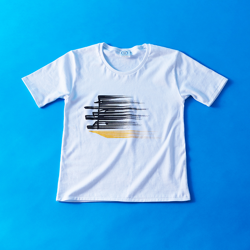 """Japan x Kanji""Tシャツ Speed 速 T1601"