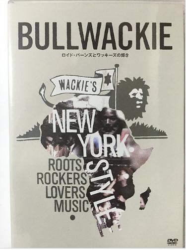 Bullwackie - ロイド・バーンズとワッキーズの輝き【DVD】
