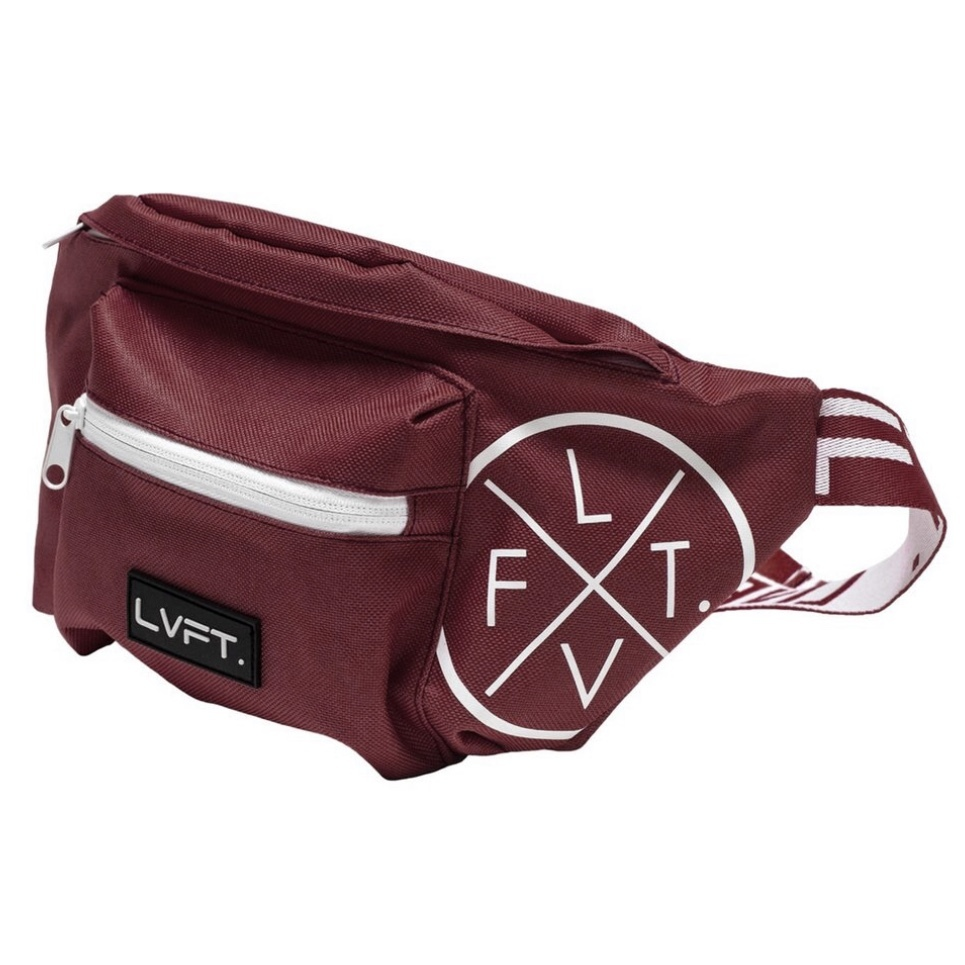 LIVE FIT LVFT Waist Packs- Berry