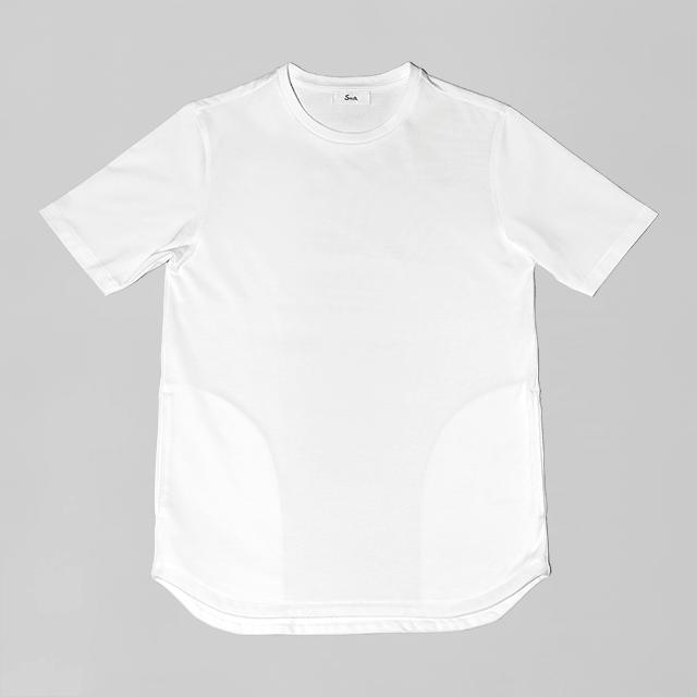 オーセンティックドレスT / WHITE