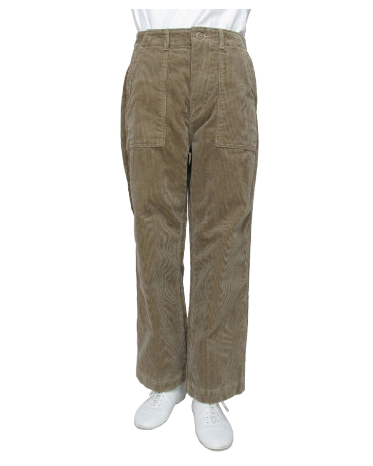 cord classic baker pants Lot:14761 - 画像1