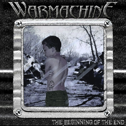 "WARMACHINE ""The Beginning Of The End""日本盤"