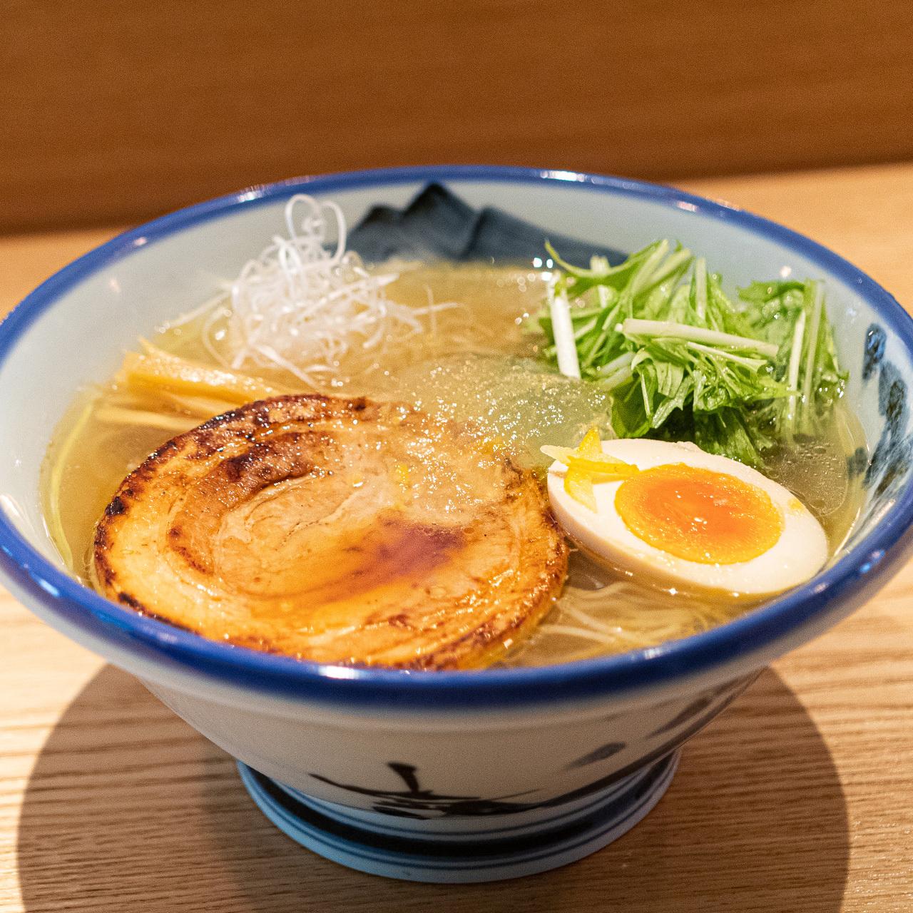 冷やし柚子塩麺 3食入り