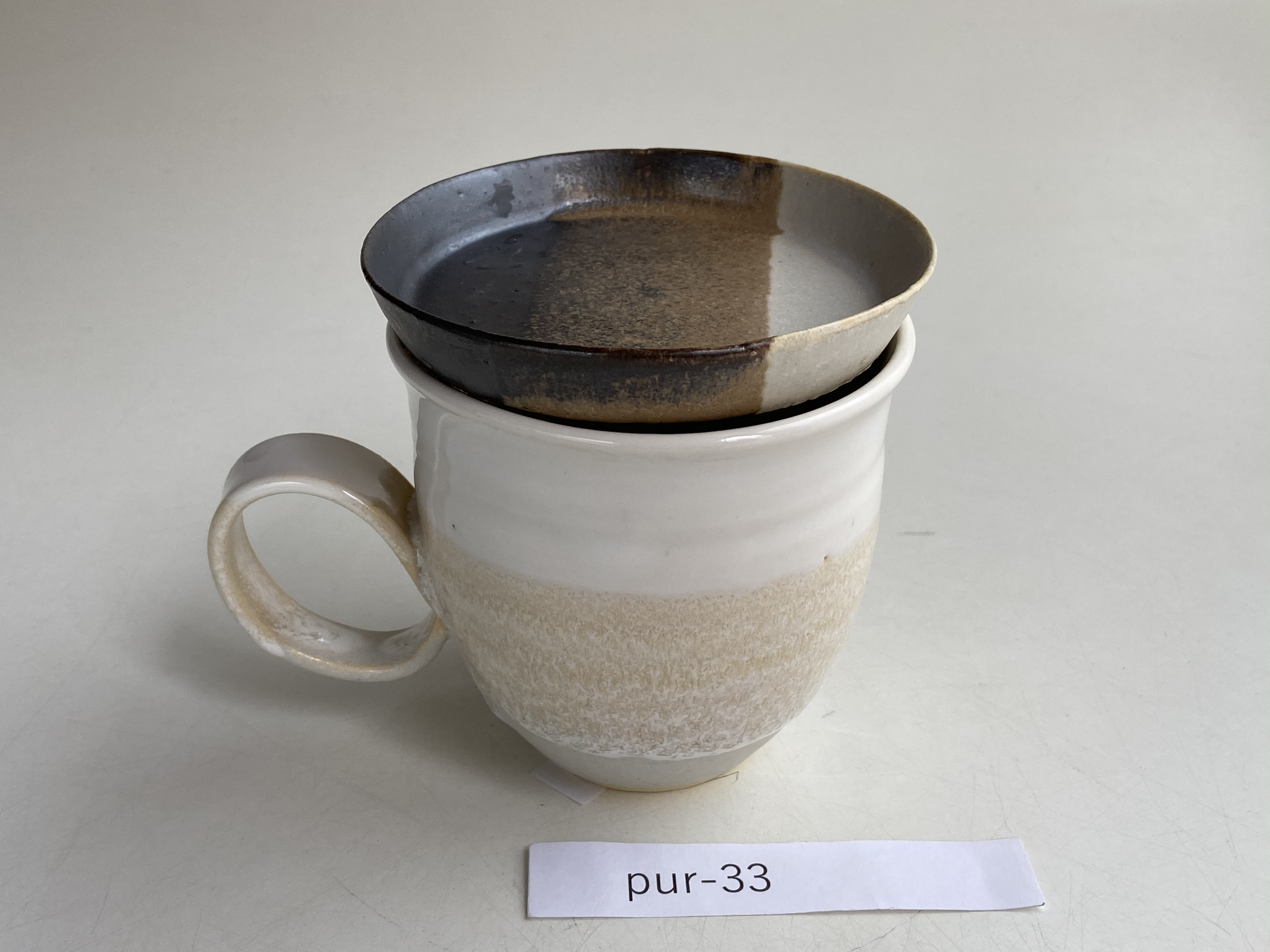 ハンドルマグ&プレートミニセット pur-33