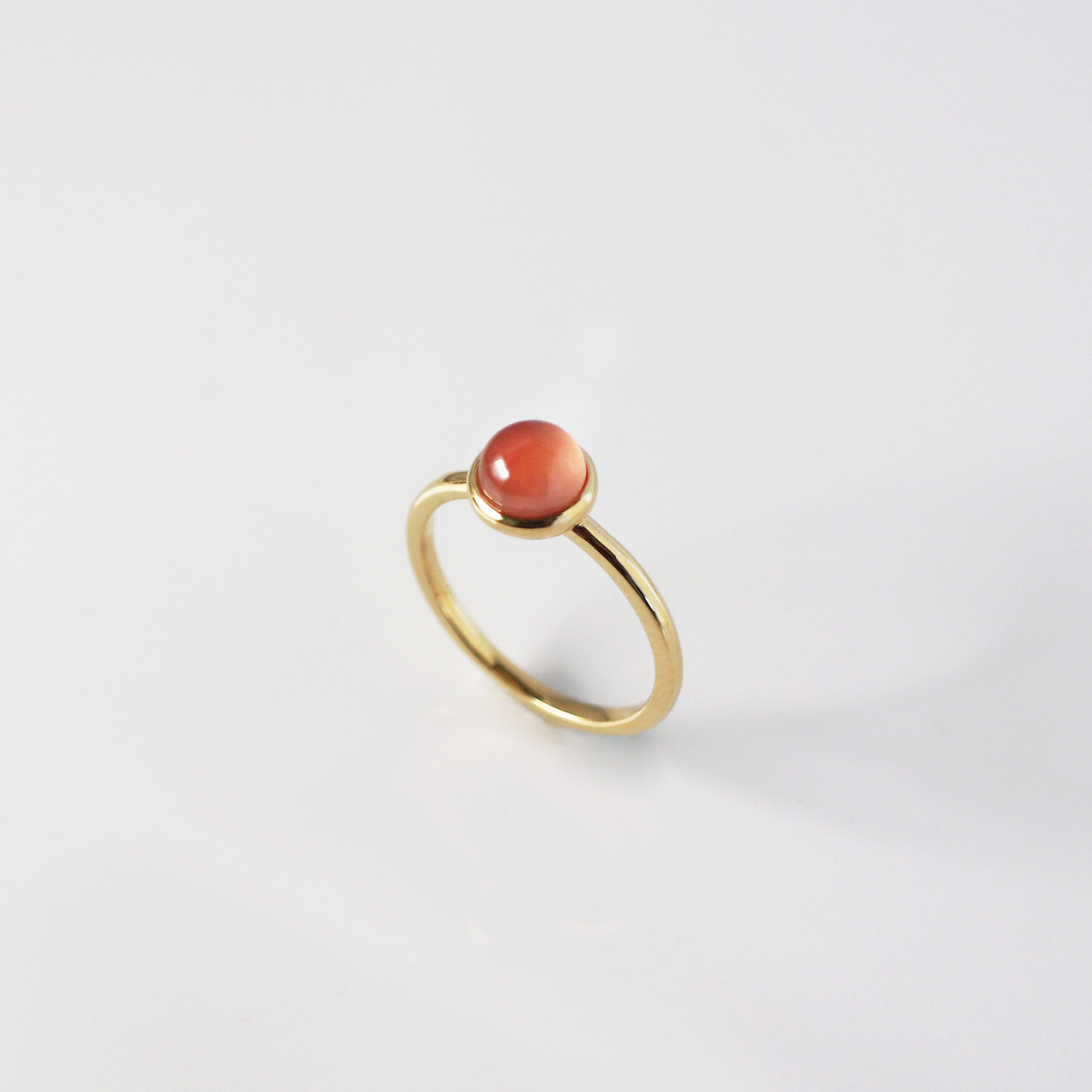 Rosy Drop / Ring