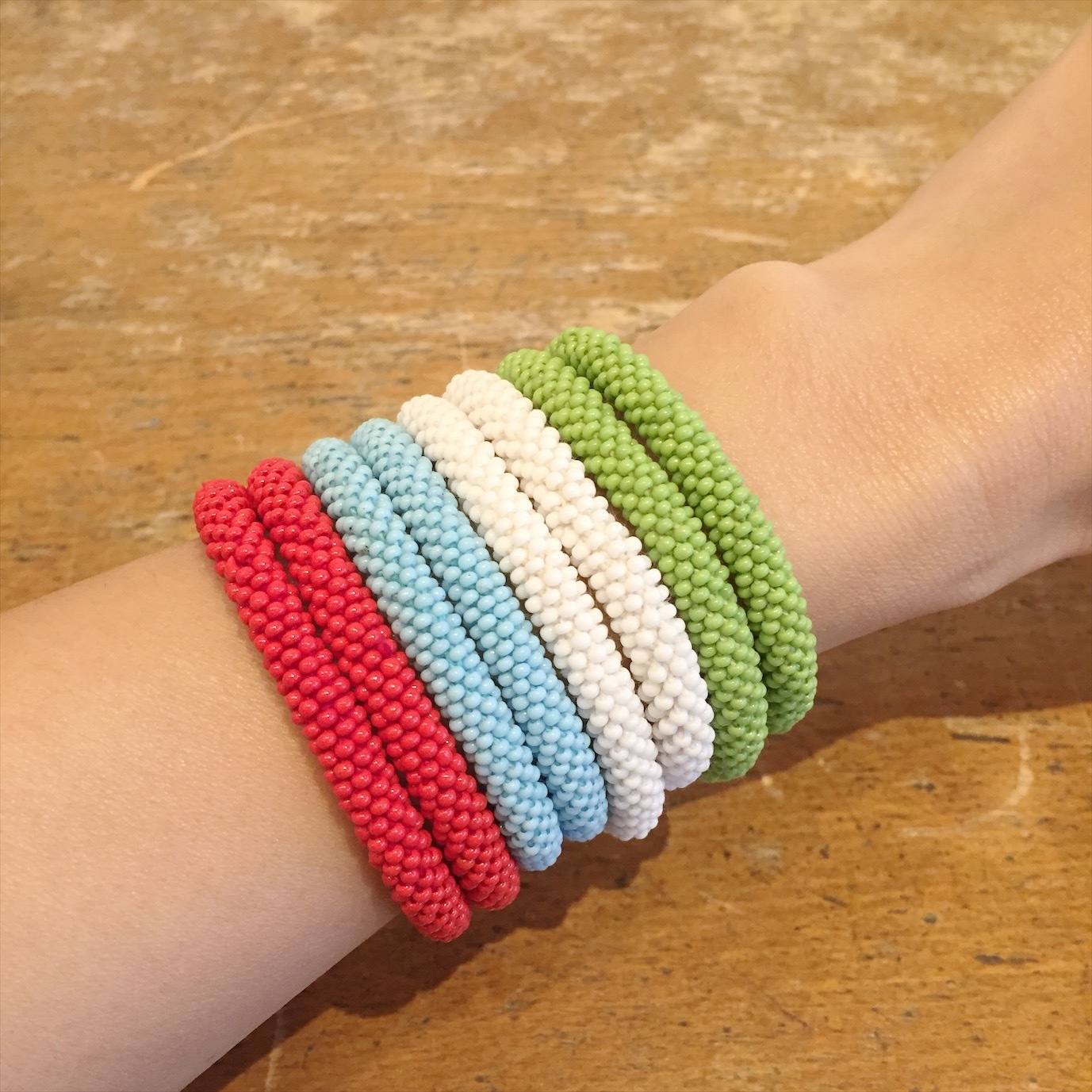 nepal roll on bracelet