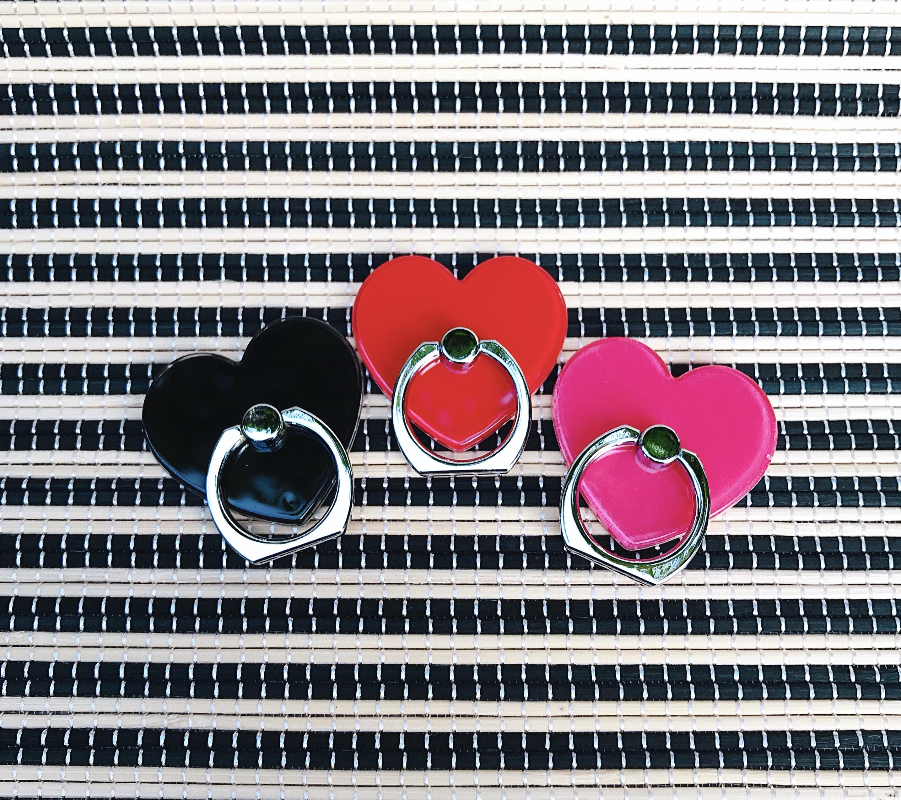 ZA case HEART RING【 3 colors 】