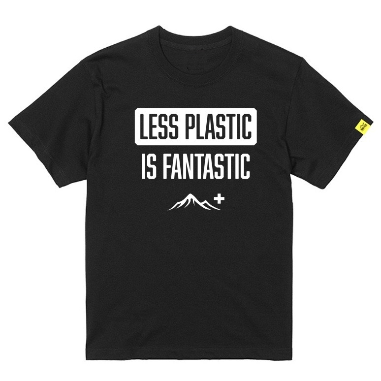 Less Plastic Is Fantastic Tee <オンラインショップ限定商品>
