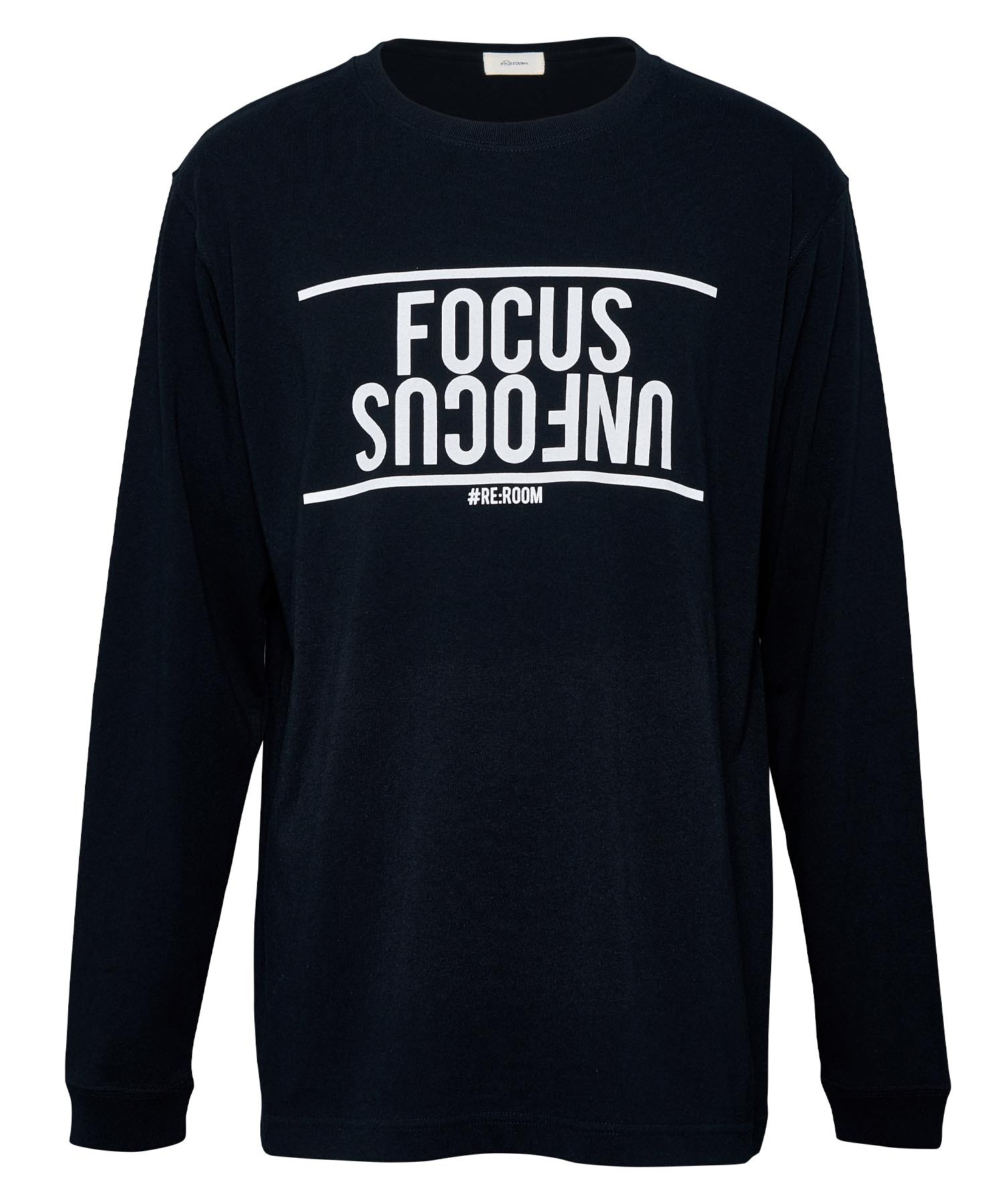 FOCUS LOGO LONG SLEEVE[REC325]