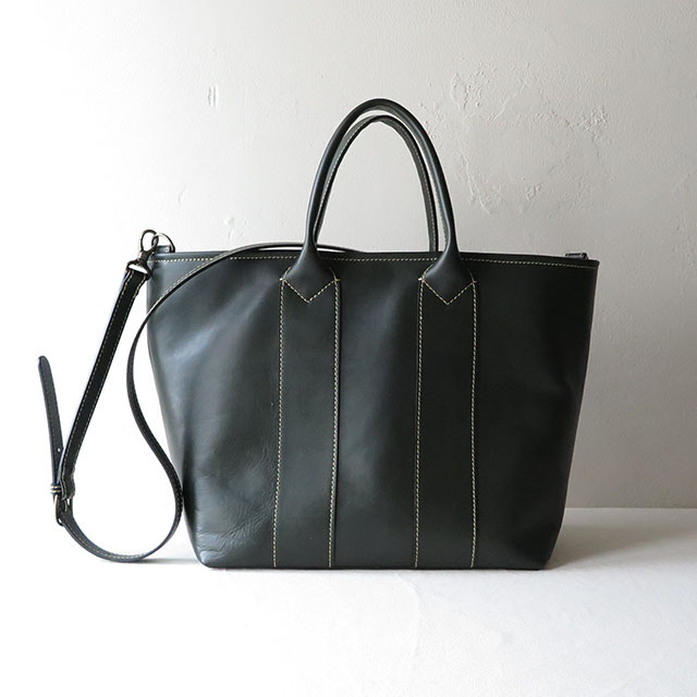 Thick handle tote bag