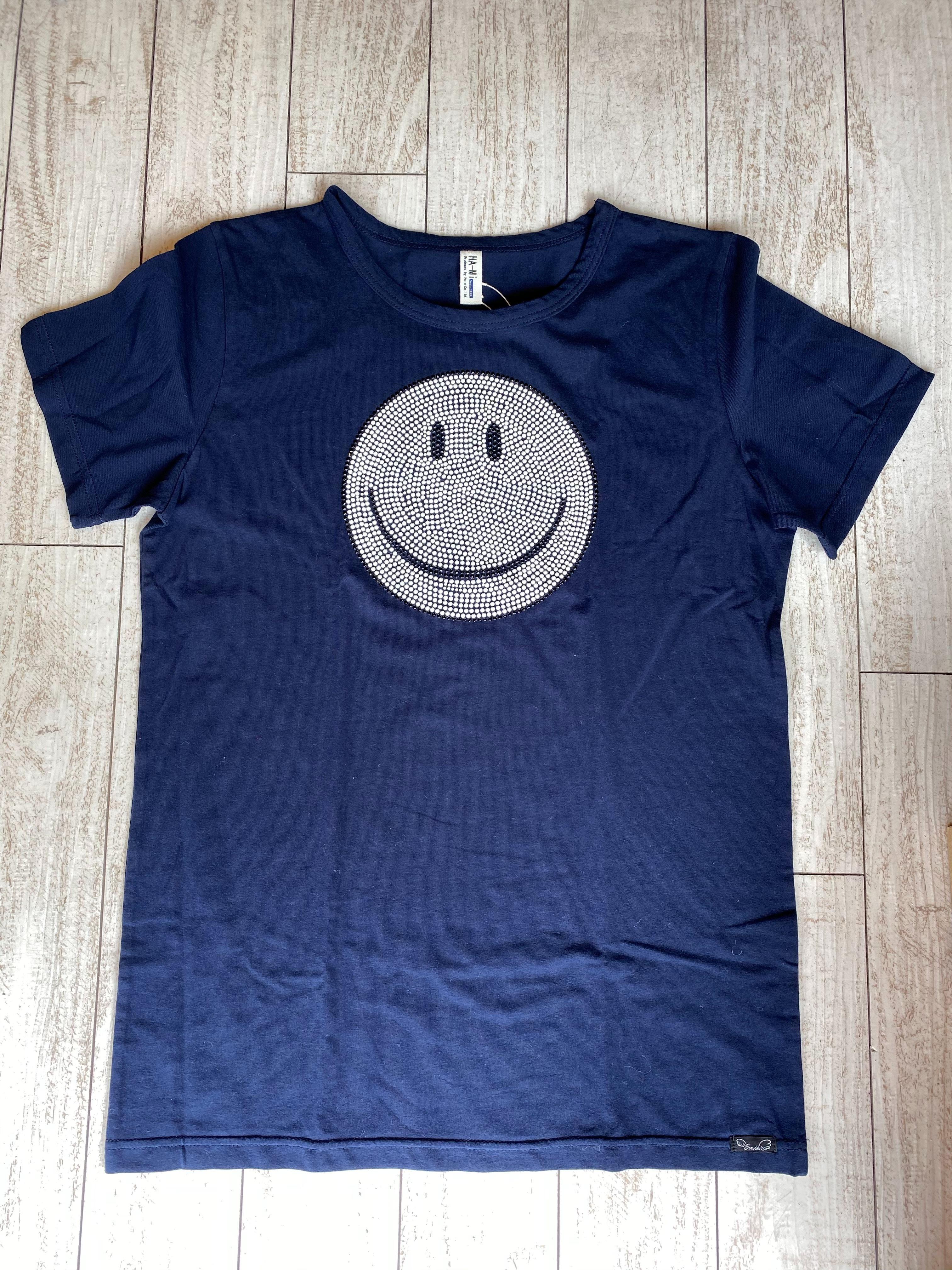 EmieオリジナルTシャツ(スマイル/ハート/クラウン)
