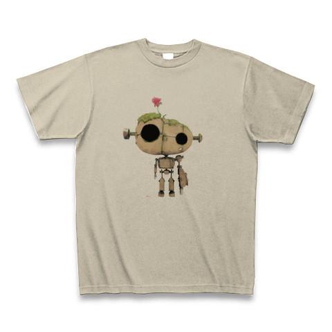 Tシャツ(シルバーグレー)ロゴなし