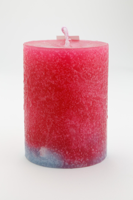No.87 Candle Cylinder 76 1800  キャンドル